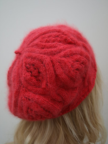 Rose Red - not a free pattern, but worth the price, I think!