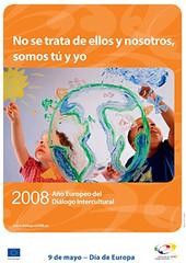 Poster promocional D�a de Europa