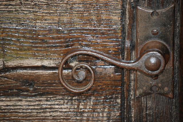 Coe Hall Doorway