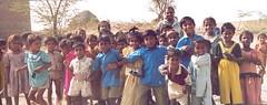 village de Khuri, sud est de Jaisalmer, Radjasthan