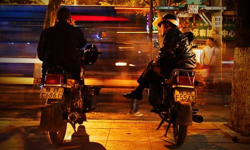 Liuzhou Nights -  The Biker Boys