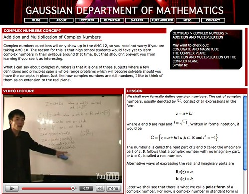 GaussianMath.com