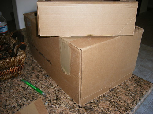 Boxes used for mask base