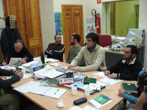 Asamblea Plataforma Carril Bici