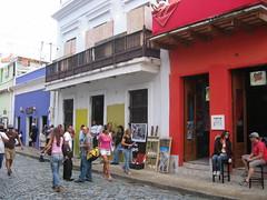 Calle San Sebastián, San Juan