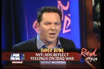 Red Eye bills itself as 'a comedic take on the days news with a conservative slant' but the show is missing one thing, jokes. Gutfeld isn't funny. He's not even remotely funny. In fact, his show is one of the worst I have seen in my entire cable-news-viewing life.