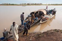Mein Boot für Djenné