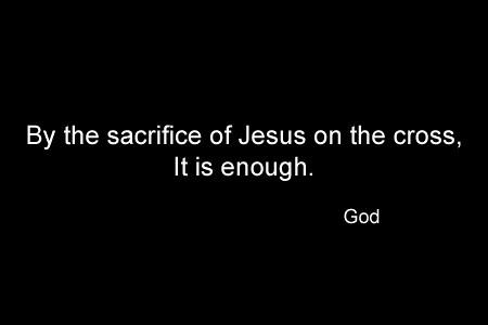 God Series 18 - Enough
