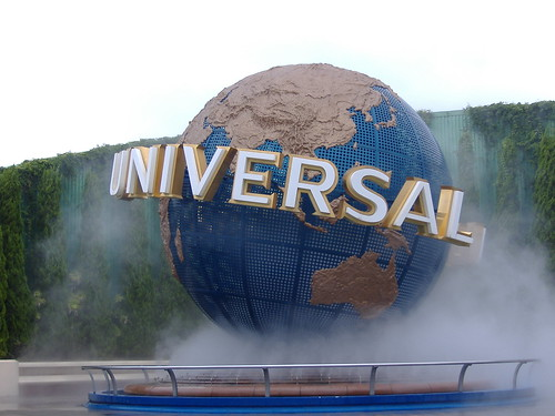 Universal Studios Osaka - some great rides and attractions!