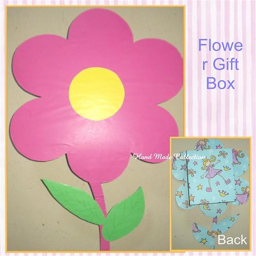 Flower Gift Box