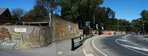 Adelaide Zoo Pano