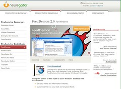 Newsgator Feeddemon