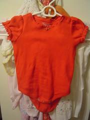 L.'s onesie - before