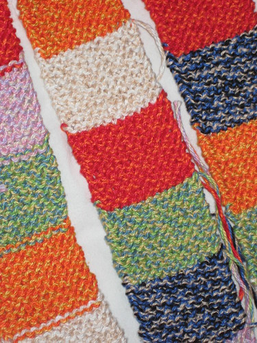 patchwork afghan
