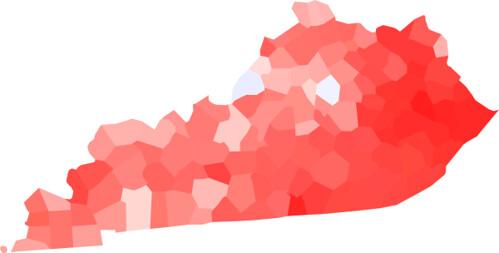 Kentucky margin
