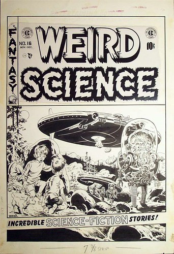 Un original de Wally Wood