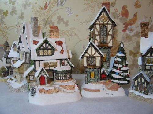 David Winter village