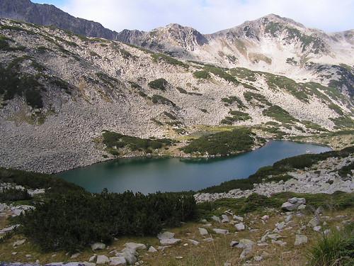 Дългото Бъндеришко езеро