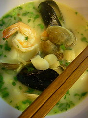 Spicy Shellfish Soup 3