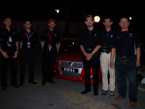 With Proton MD later after the launch