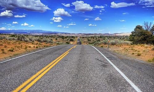 Highway Nr 12 in Utha