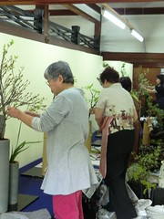 Omuro School of Ikebana Event