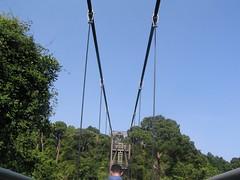 Jembatan Gantung bersling baja