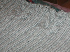 Juliaca sweater detail 1