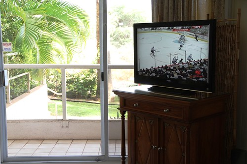 NHL Playoffs in Hawaii