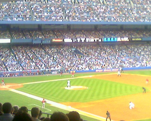 Yankees v. Angels
