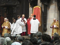 The Cardinal Archbishop of Milan