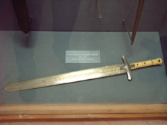 Sword of Sultan Mehmed the Conqueror