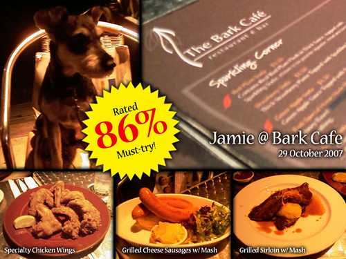 Bark Cafe Review