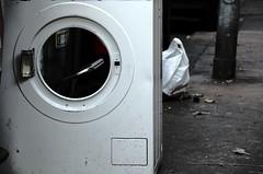 Lavatrice abbandonata I
