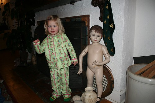 L4 & mannequin