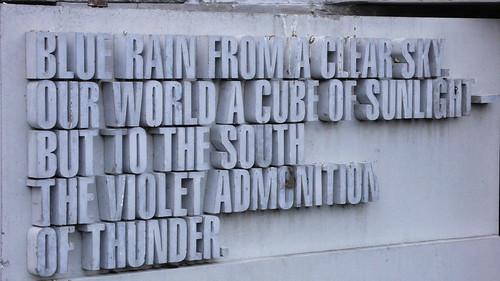 Wellington Poetry