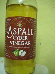 Aspall Cyder Vinegar 3