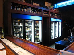 Capital Ale House beer cooler