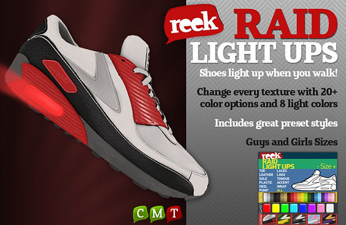 Reek - Raid Light Ups