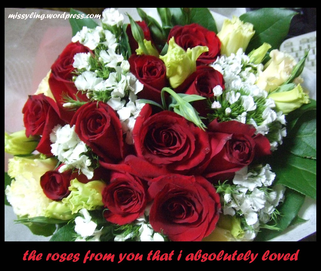 roses from you
