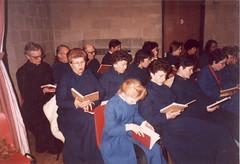 St Marys Rickmansworth Sponsored Psalm Sing
