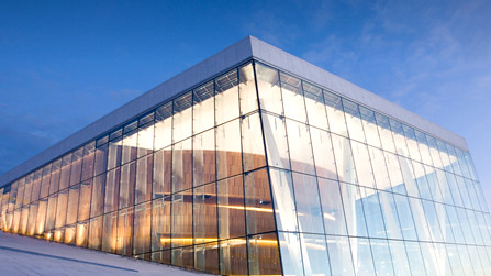 Norske Operahuset i Oslo