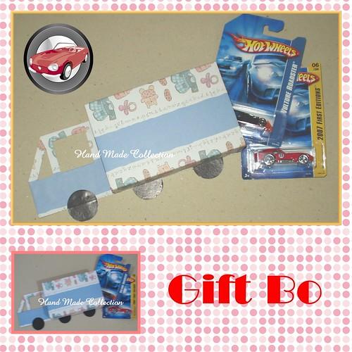 Gift Box Truck