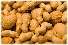 Walnuts and peanuts