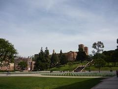 UCLA campus, LA