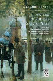 Il mistero di Rue des Saints Peres cover