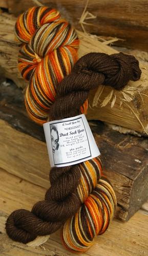 duet sock yarn