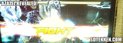 Tekken 6 Bosses Revealed Sdtekken Com Tekken News Resource