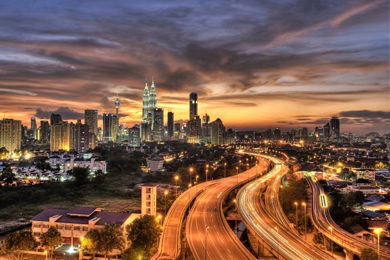 KL ultra_lights_1. Photo posted by Palm-Bangkok.