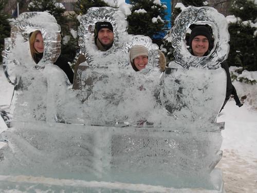 Ice family?